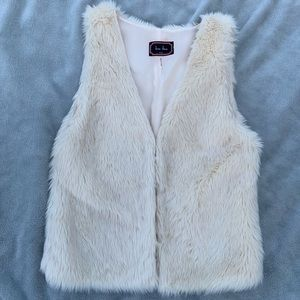 Vest perfect for fall